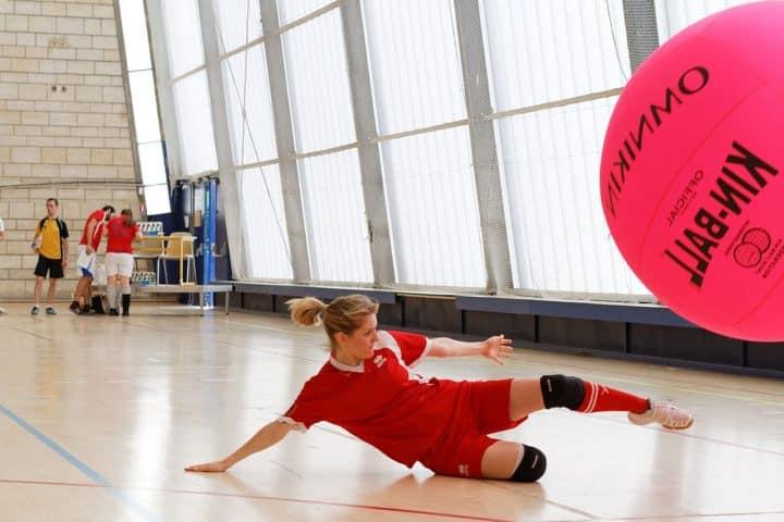 Kin ball: les règles du jeu