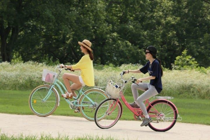 Quels sont les bienfaits du vélo?
