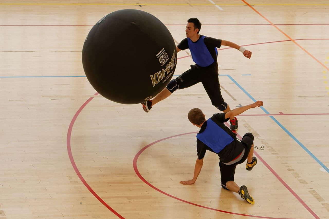 Ballon de Kin Ball : comment le choisir ?