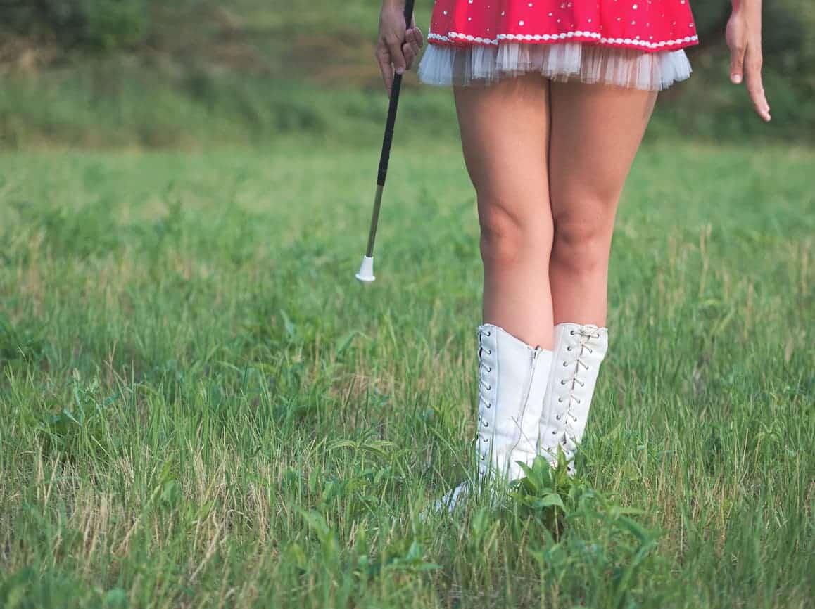 Quelle tenue pour le twirling bâton ?