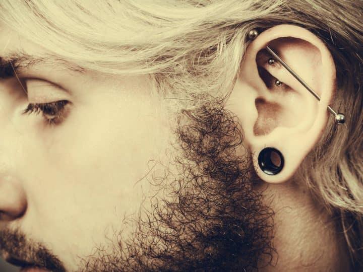 Peut-on faire du sport avec un piercing aux oreilles?