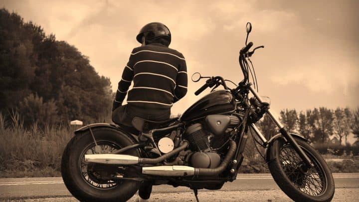 Acheter un pantalon de moto en cuir