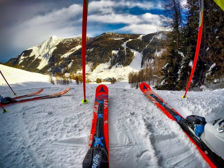 Location de ski à la station de vars les claux