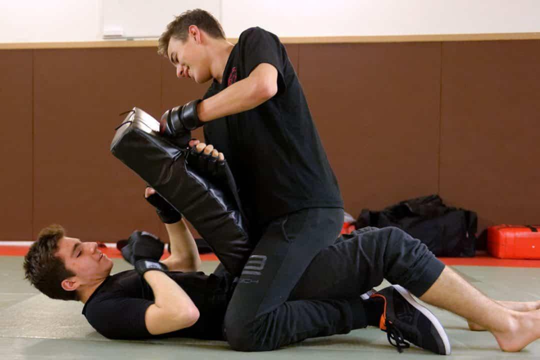 Pratiquer un sport de self-défense au quotidien