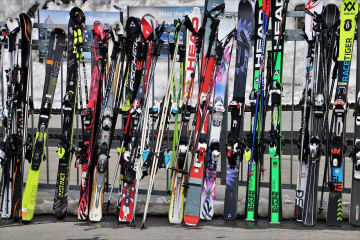 Tout savoir sur les skis d'occasion