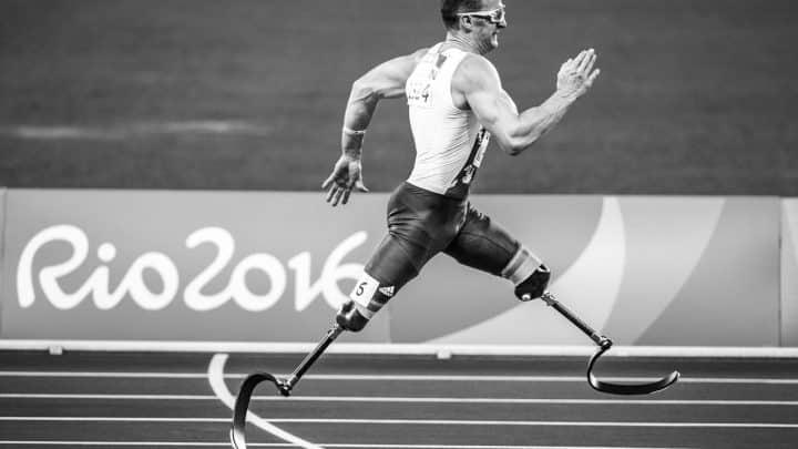 Du matériel de sport adapté aux personnes handicapées et aux enfants