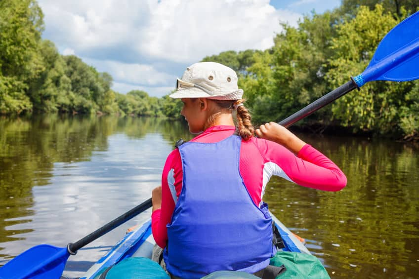 5 accessoires indispensables pour pratiquer le kayak